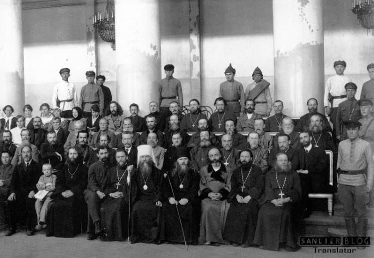 苏联时代的东正教会4