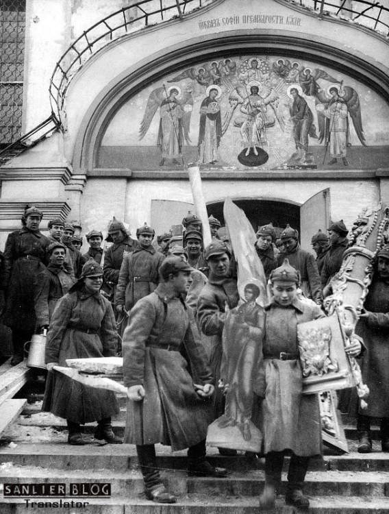 苏联时代的东正教会5