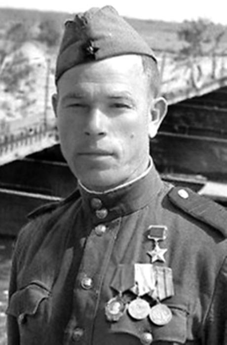 """被剥夺""""苏联英雄""""荣誉称号者-2"""