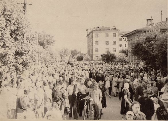1961年穆罗姆大规模暴动