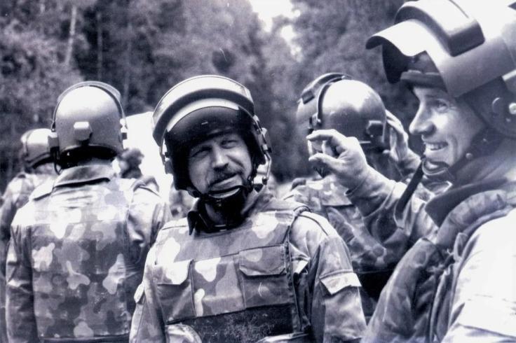 """苏联""""阿尔法""""特种部队"""