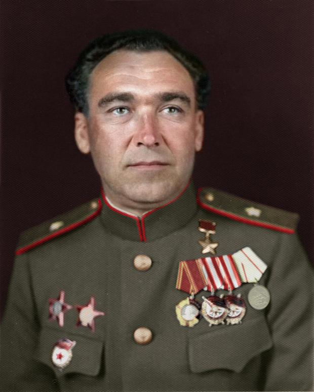 马特维·沙波什尼科夫