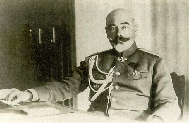 安东·邓尼金将军