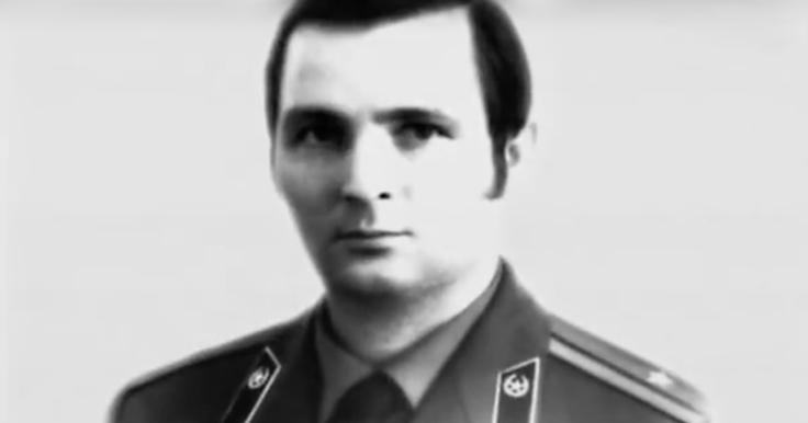 维亚切斯拉夫·阿法纳西耶夫少校