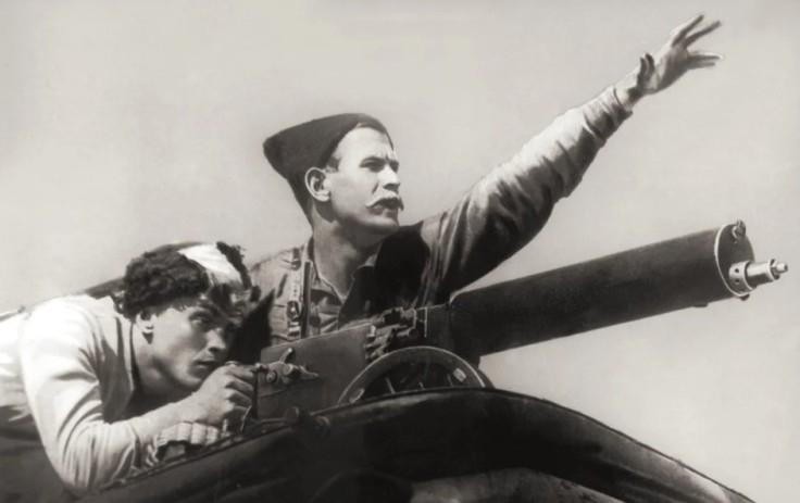 恰帕耶夫和佩特卡(电影)
